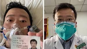 Doctor who warned of Corona Virus Dies