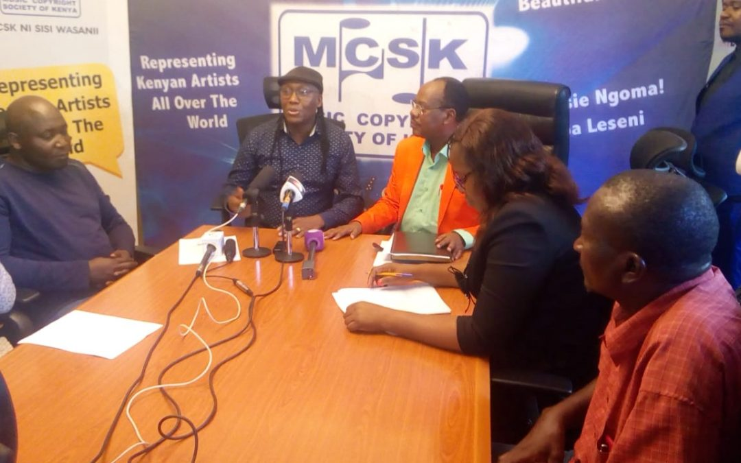 Music Society pays Gospel Artists through new royalties system