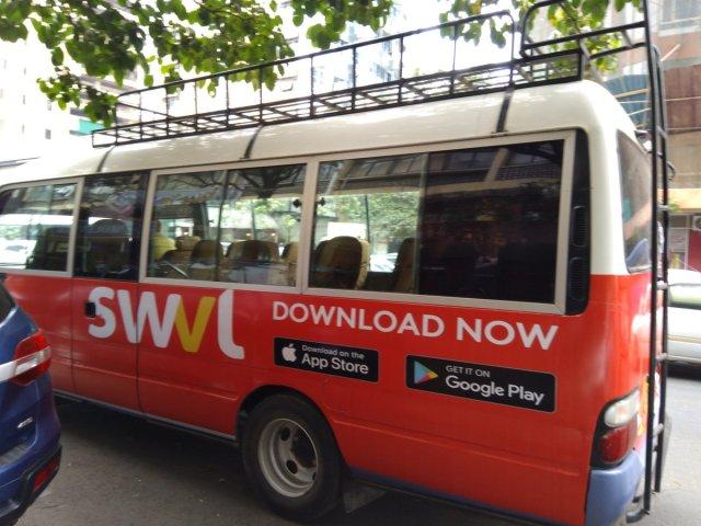 NTSA cracks down on SWVL digital matatus