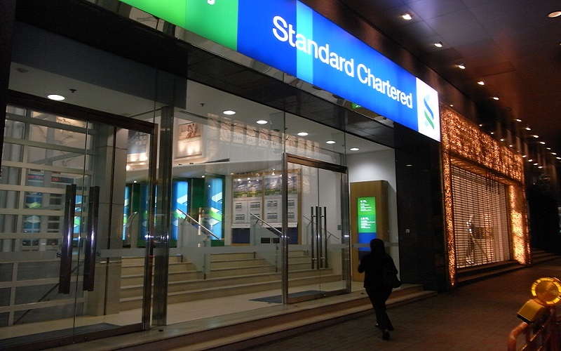 Standard Chartered launches mobile phone bond trading