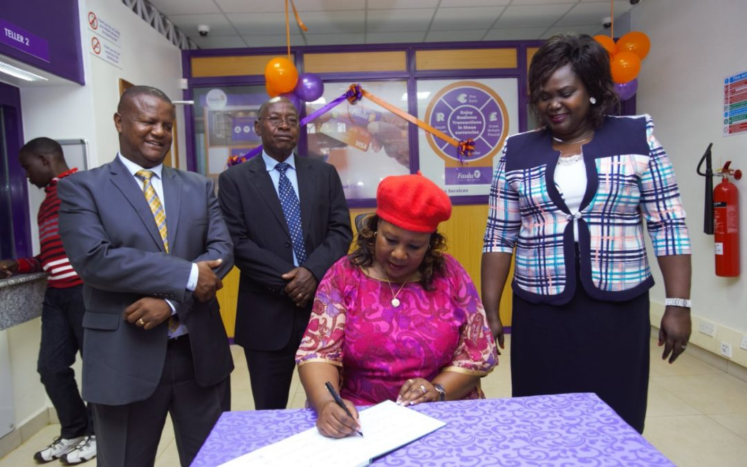 Faulu Bank signs agreement with farmers in Busia and HomaBay