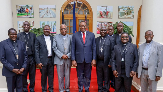 Kenyan Bishops support Building Bridges Initiative