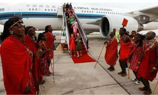 Chinese Flights to Kenya temporarily suspended
