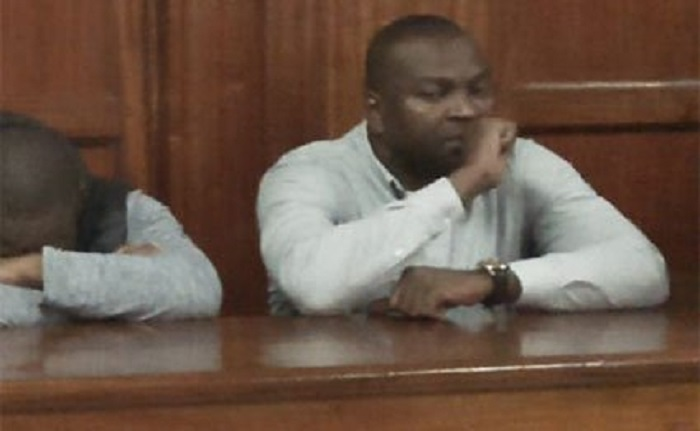 Echesa, three others plead not guilty to Military firearms scam