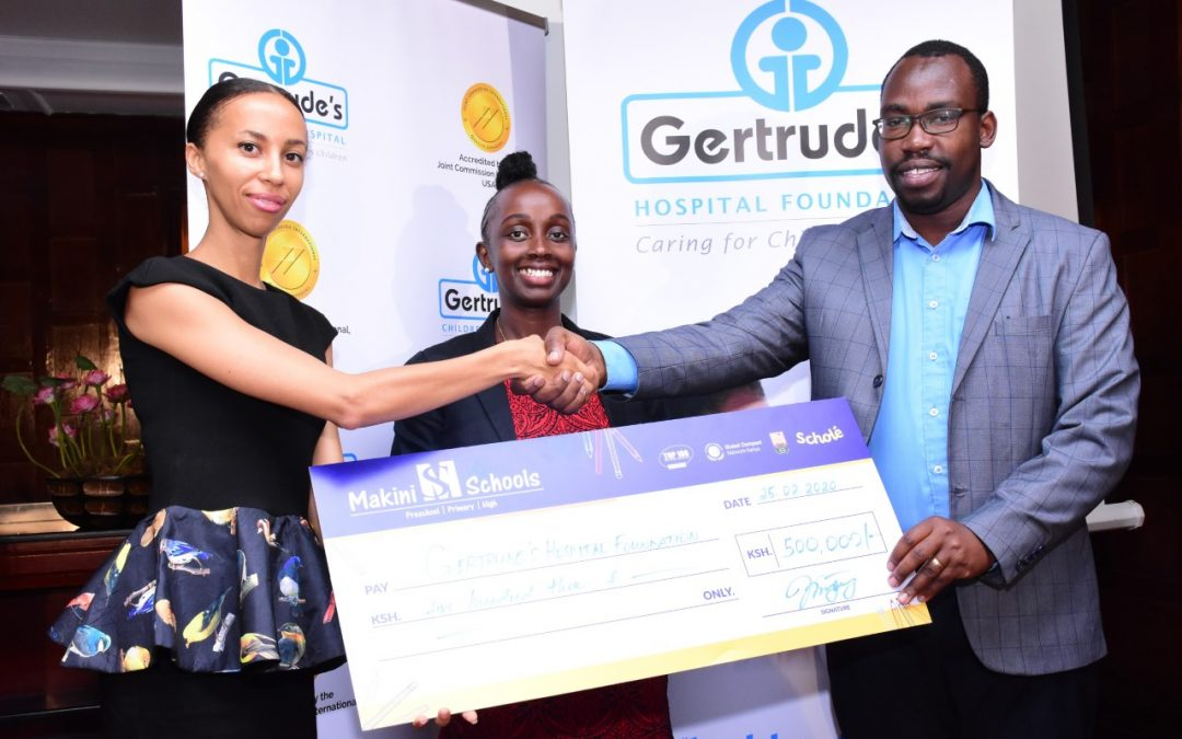 Gertrude's Hospital lauches 2nd Cancer Charity Walk