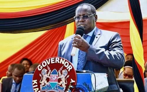 Kiambu county government names Deputy Governor