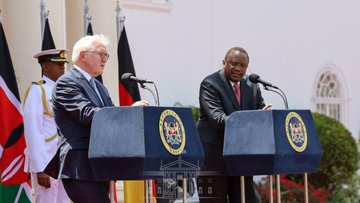 Kenya and Germany to partner in transfer of knowledge and skills