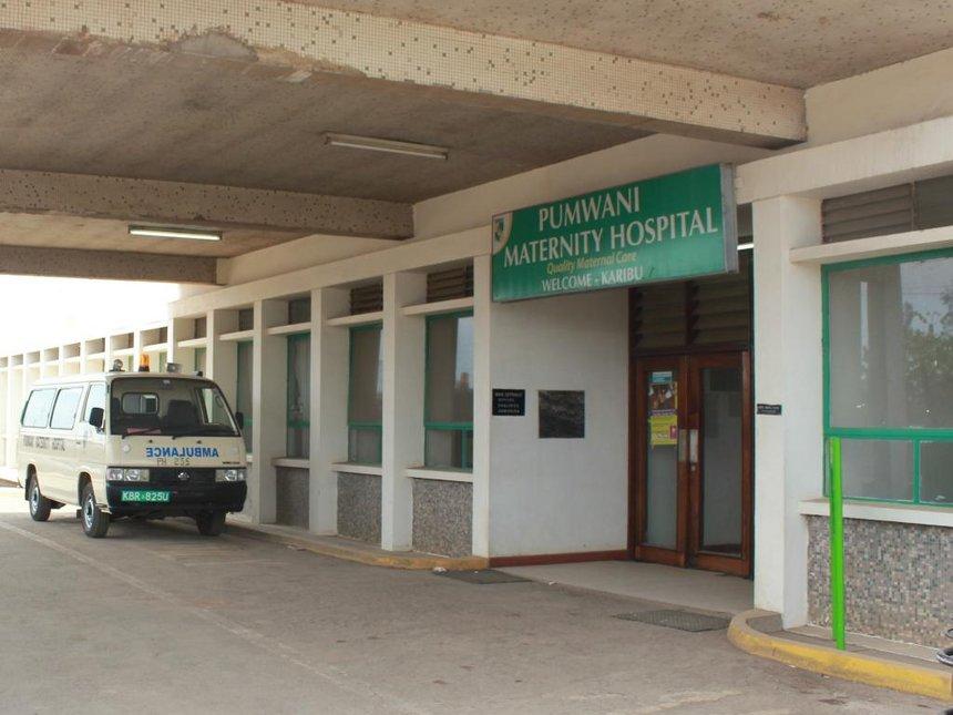 Pumwani Maternity nurses on strike over unpaid dues