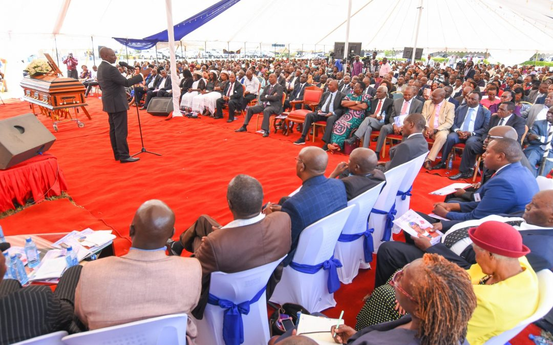 DP Ruto castigates leaders seeking popularity through incitement
