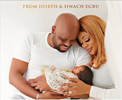 Gospel Icon Sinach dedicates baby to THE LORD
