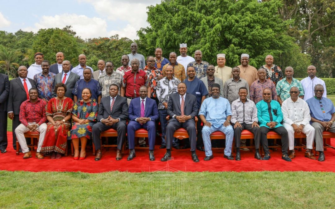 President Kenyatta hosts 8th National and counties coordination summit