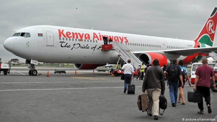 Kenya Airways Adjusts Network due to COVID 19 Travel restrictions
