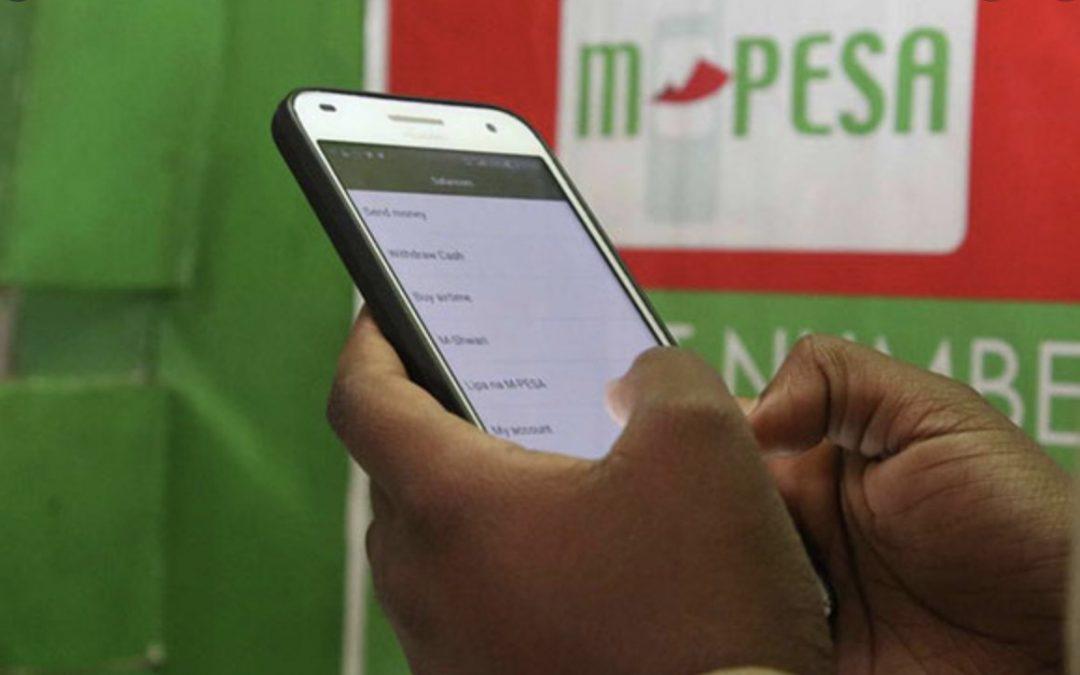 SAFARICOM WAIVES M-Pesa fees to boost mobile money use over COVID 19