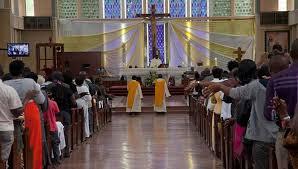 Catholic church mass to go on, despite COVID 19 directives