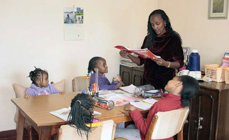 Education ministry sets supplementary program for children at home over COVID 19