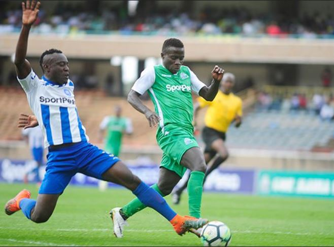 AFC Leopards confident of a win in Saturday Mashemeji Derby