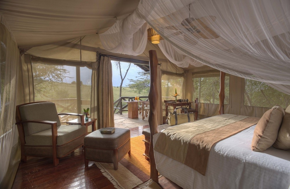 SAROVA MARA GAME CAMP ANNOUNCES COMPLETION OF PHASE 1 REFURBISHMENTS