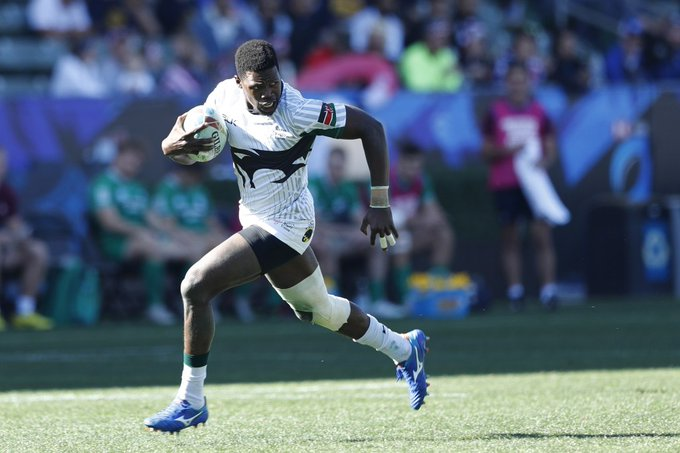 Shujaa to face all blacks in Vancouver