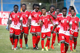 Harambee starlets win first match in Turkish Women Cup