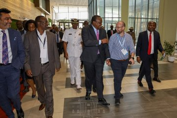 Kenya set to become a regional healthcare hub, President KenyattaUhuru says