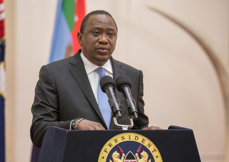 Let's turn to GOD over Coronavirus: President Uhuru announces Day of prayer