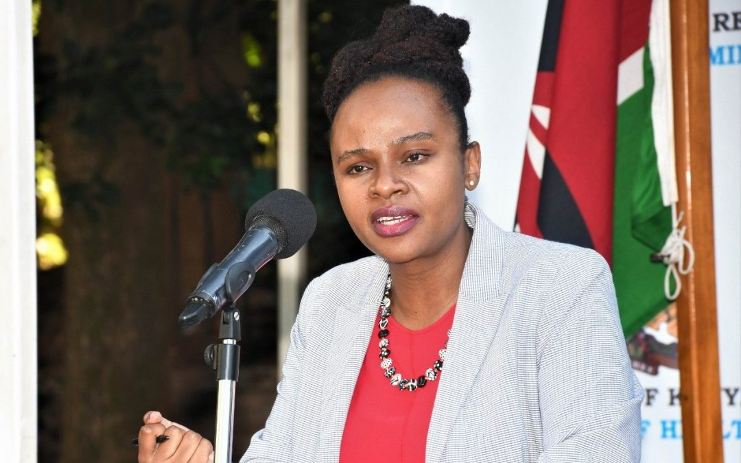 KENYA'S COVID-19 TALLY NOW 179, AS HEALTH MINISTRY ANNOUNCES MEASURES TO PROTECT HEALTHCARE WORKERS