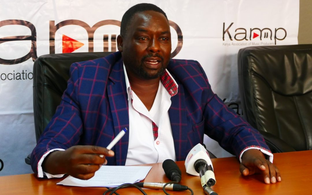 Association of Music producers gives out Ksh 5.6M in royalties