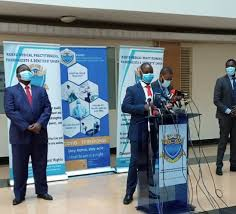 KMPDU condemns police brutality on medics on their way to work