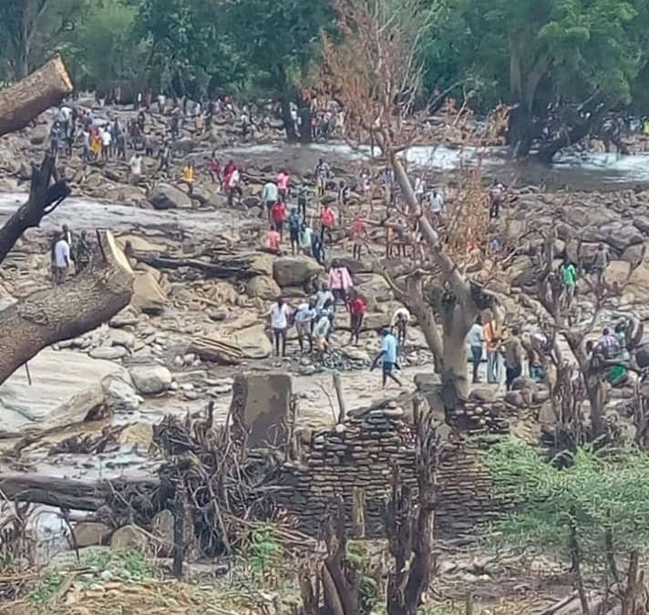 Air Force to deliver food and essentials for landslide victims in Rift Valley