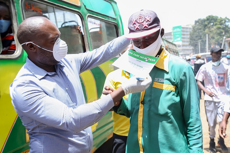 SAFARICOM EXTEND MPESA PAYMENT PARTNERSHIP WITH MATATUS