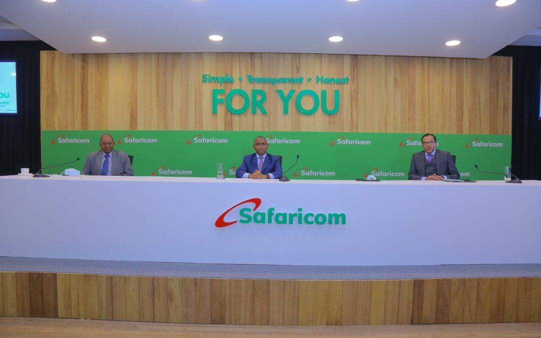 MPESA REVENUE DRIVES SAFARICOM 2019 PROFITS