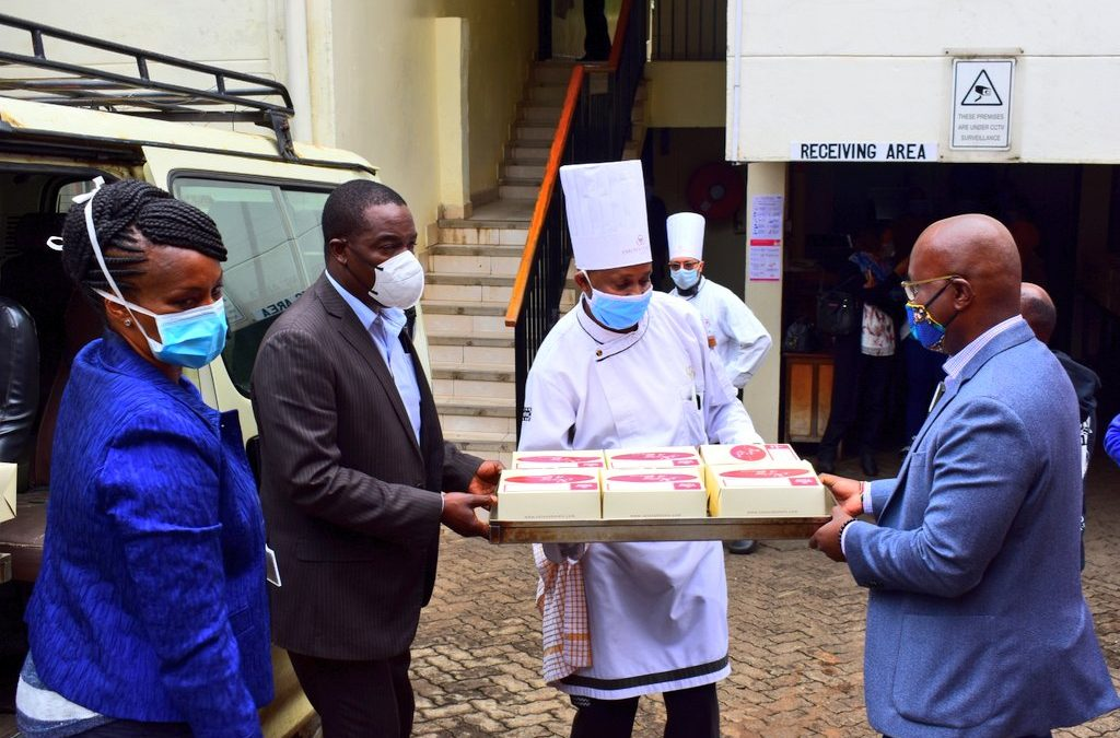 Sarova Hotels to provide food to COVID 19  healthcare workers