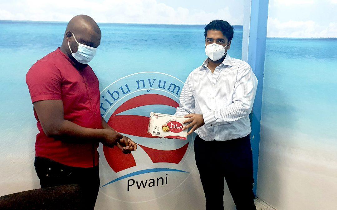 Pwani Oil Donates Soap to Mombasa Orphanages
