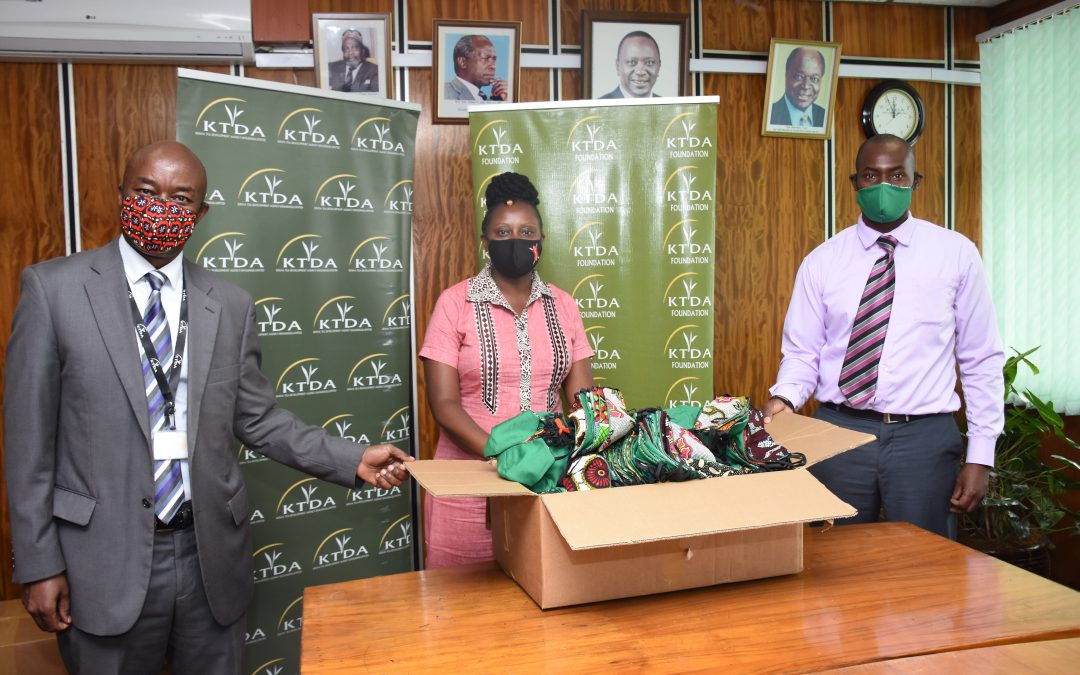 SMALLHOLDER TEA FARMERS TO RECEIVE PROTECTIVE MASKS