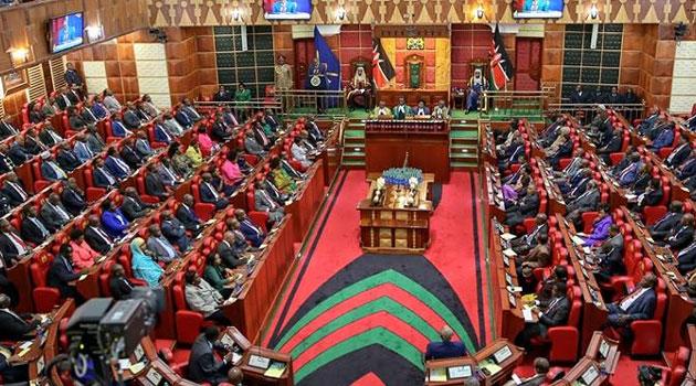 Senate adjourns debate on Allocation of Revenue Bill over CRA formula
