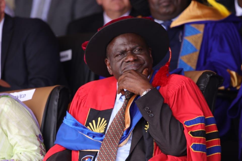 Prof Waudo term as MKU VC extended