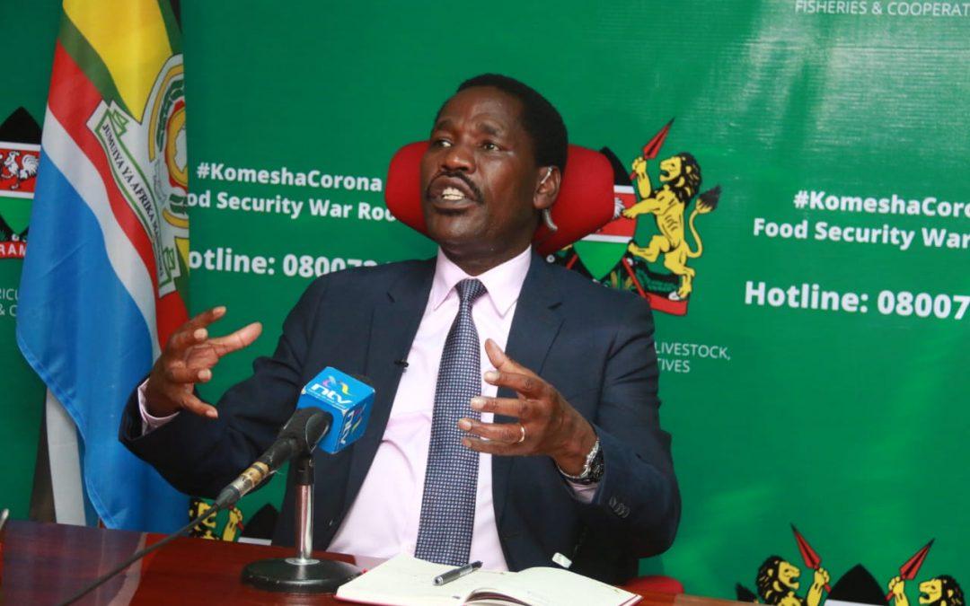 CS MUNYA LAUNCHES PROGRAMME TO BOOST AQUACULTURE SECTOR