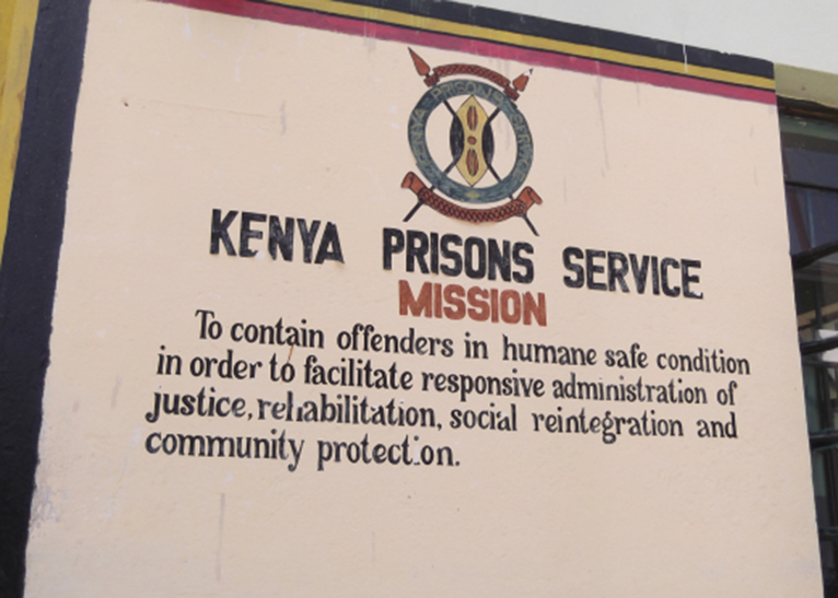 LSK CALLS FOR PROBE ON ALLEGED HARASSMENT IN PRISONS