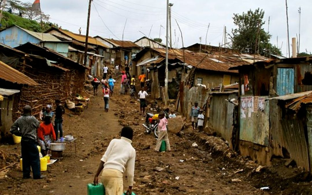 KAZI MTAANI PROGRAM LAUNCHED FOR JOB OPPORTUNITIES FOR KENYANS IN INFORMAL SETTLEMENTS