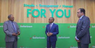 Safaricom to offer communication resources to COVID 19 Healthcare workers