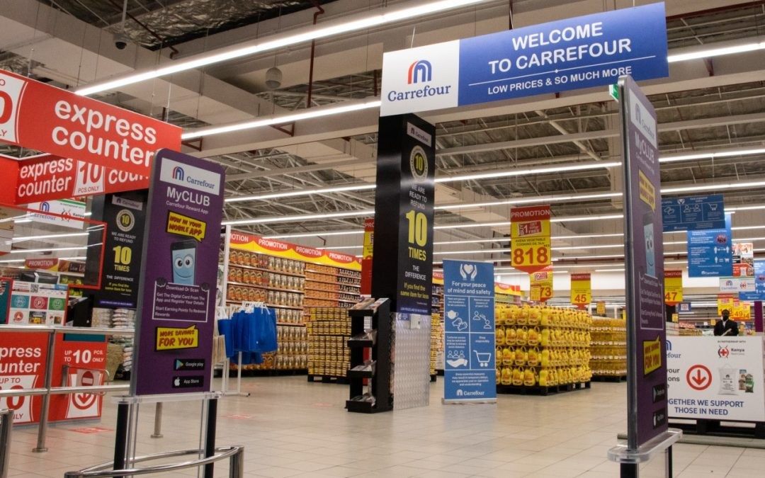 Carrefour opens 8th new store in Kenya