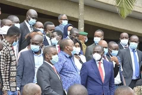 Duale ousted, Amos Kimunya takes over as NA Majority Leader