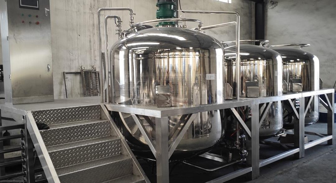 KENGEN Begins construction of Liquid Drilling Detergent Manufacturing Factory