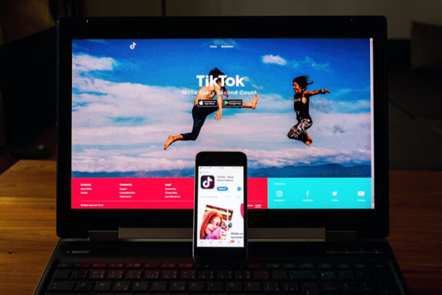 TikTok encouraging  creativity in #TikTok101 educational campaign