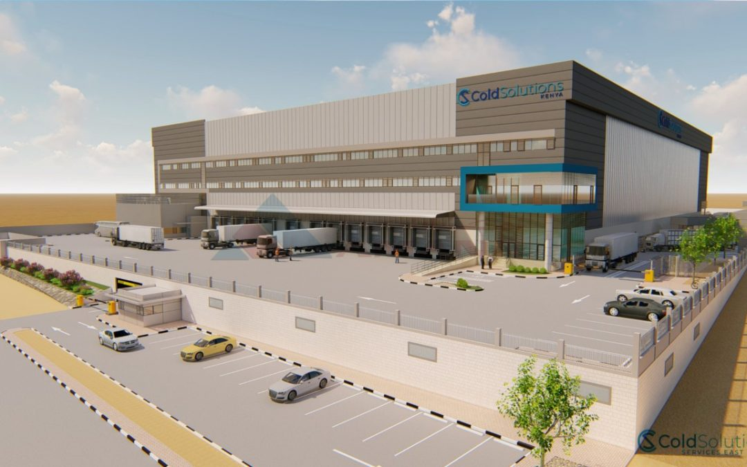 Cold Solutions to construct state-of-the-art storage warehouses