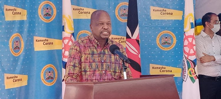 New COVID 19 record, as Health Ministry tours Mombasa on preparedness