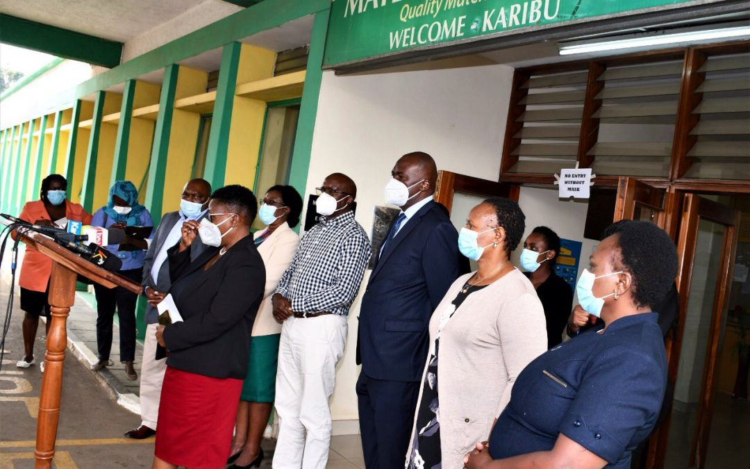 41 Pumwani Maternity workers test positive of COVID 19