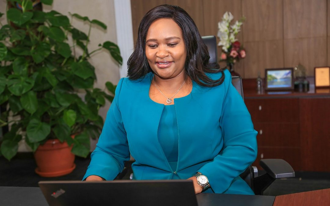 Rebecca Miano joins World Bank Gender and Development Advisory Council