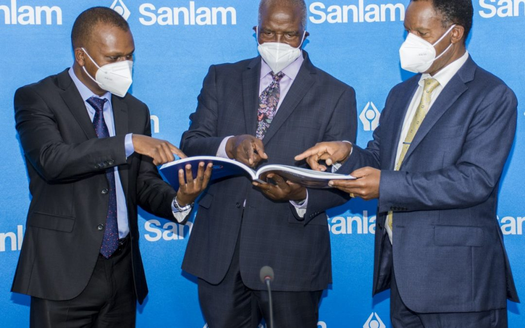 Sanlam Kenya turns to tech and partnerships for post-Covid business recovery