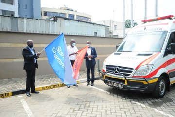 StanChart and AMREF Flying Doctors to offer medical evacuation services